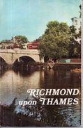 Richmond Upon Thames - - Livres, BD, Revues