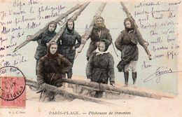 LE TOUQUET - Pêcheuses De Crevettes - Le Touquet