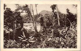AFRIQUE -- GABON -- Sur Le Bord De La Ngunié - Gabon