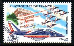 FRANCE. PA 71 De 2008 Oblitéré. Patrouille De France. - Avions
