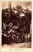 AFRIQUE -- GABON -- A L'entrée Du Village - Gabon