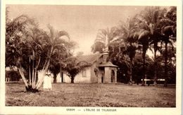 AFRIQUE -- GABON -- L'Eglise De Talagouga - Gabon