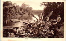AFRIQUE -- GABON -- La Rivière Abanga - Gabon