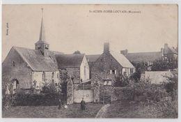 SAINT-AUBIN-FOSSE-LOUVAIN (Mayenne) - Other Municipalities