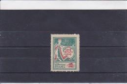 Latwijas Nasts - 1 Rublis - 1919 (424) - Vignetten (Erinnophilie)