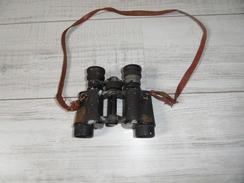 Paire De Jumelle Du Commerce Utilisée Par Les Soldats En Indochine,algérie. - Optics