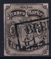 BREMEN: Mi Nr 2  Obl./Gestempelt/used 1856 - Brême