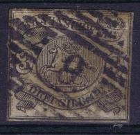 BRAUNSCHWEIG  Mi Nr 8 Obl./Gestempelt/used  WM 1 - Braunschweig