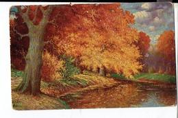 Schk 263 - EN AUTOMNE - AUTUMNAL DAY - W HOY - Malerei & Gemälde