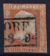 PREUSSEN  Mi Nr 13  Obl./Gestempelt/used  1859 - Prusse