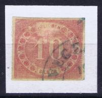 PREUSSEN  Mi Nr 20 Obl./Gestempelt/used 1866 - Prusse