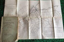 *LE GOLFE DE GASCOGNE* P.BASQUE-PYRENEES-PAU-BAYONNE Par J.B.DASCONAGUERRE/1880 - Zonder Classificatie