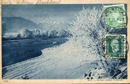 AUSTRIA - Innsbruck - Racreif Am Inn - Brombach Postmarks 1925 - Innsbruck
