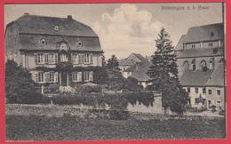 CPA* Ansichtkarte * HILBRINGEN * Verlag M. Zimmer * Scann RECTO/VERSO - Kreis Merzig-Wadern