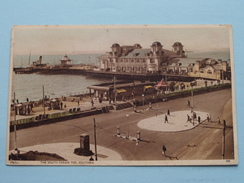 The South Parade Pier SOUTHSEA ( Mills & Co - 658 ) Anno 1938 + Tax Waterloo ( Zie Foto Voor Details ) !! - Portsmouth