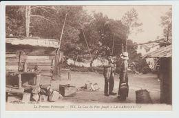LA GARONNETTE - VAR - LA CASE DU PERE JOSEPH - France