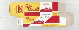 Faire Prendre De La Valeur à Votre Miniature, Solido ,Hachette , BOITE DE Renault 8 Gordini 1967, Frais Fr :1.55 E - Voitures