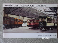 Musée Des Transports Urbains St Mandé - Ferrovie & Tranvie
