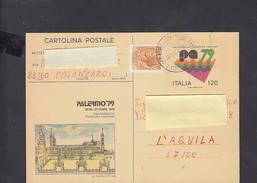 ITALIA 1979 - Esposizione  Filatelica - Palermo - Esposizioni Universali