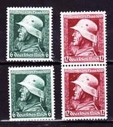 Dutsches Reich 1935.  Heldengedenktag (Michel: € 40) - Deutschland