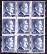 Deutsches Reich 1942. 5 Reichsmark Hitler,Block. Michel: € 80 - Deutschland