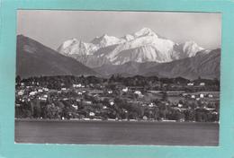 Old Post Card Of Le Mont Blanc,Geneve,Geneva, Switzerland,Y62. - GE Ginevra