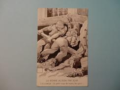 Militär - Humor - Minouvis / Grenzbesetzung 1939 (300) - Autres