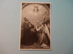 Der Sel. Bruder Klaus - Gemälde Von Paul Von Deschwanden (302) - Schweiz
