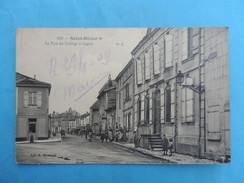 Saint-Dizier. La Rue Du Collége à Gigny. - Saint Dizier