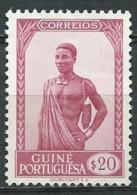 Guinée Portugaise - Yvert N°260 (*)   -  Cw28303 - Portugees Guinea