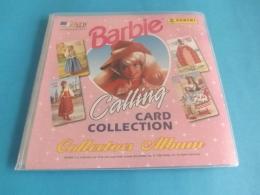 Barbie Album Completo Cards Schede Telefoniche ATW.PANINI 1998 - Panini