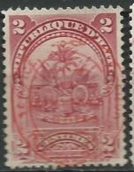 Haiti - Yvert N°  101  (*) - Cw28319 - Haití