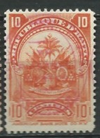 Haiti - Yvert N°  108  (*) - Cw28320 - Haití