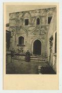 Lindo (Rodi-Grecia) - La Facciata Interna Di Una Casa Tipica - Cartolina D'epoca (fotografica) - Greece
