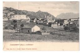 Panorama Di Nuoro - Sassari