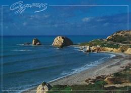 AK 2001 Zypern Aphrodite - Felsen - Zypern