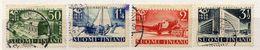 Finnland / Finland 1938 Mi 213-216, Gestempelt [170717XXI] - Used Stamps