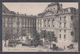 BOUCHES DU RHONE - Marseille - La Caisse D'epargne - Canebière, Centre Ville