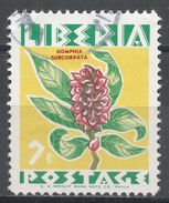 Liberia 1955. Scott #351 (U) Gomphia Subcordata, Fleurs, Flowers - Liberia