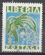 Liberia 1955. Scott #352 (U) Listrostachys Caudata, Flleurs, Flowers - Liberia