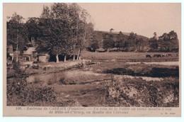 29 - Environs De Carhaix . Un Coin De La Vallée Au Vieux Moulin à Cau De Milin-ad-C'hezeg - Réf. N°4197 - - Carhaix-Plouguer