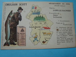 39 - Département Du Jura - Emulsion Scott - France
