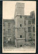 CPA - PARIS HISTORIQUE - 92. Tour Carrée Dite Du Roi Dagobert, 18 Rue Chanoinesse - District 04