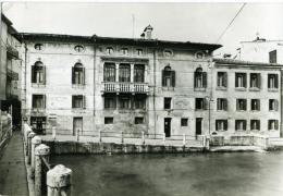 TREVISO  Vicolo Rovero  Casa Berti  Ponte Sul Cagnan  Bar  Insegne Coca-Cola  Recoaro  Lemonsoda-Oransoda - Treviso
