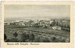 NERVESA DELLA BATTAGLIA  TREVISO  Panorama Con Il Fiume Piave  Ed. Miron - Treviso
