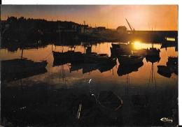 56 - ILE  De GROIX - Coucher De Soleil Sur PORT-TUDY  - CIM -COMBIER IMP à MACON  Ref 0156 - Groix