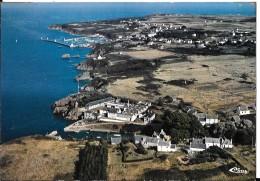 56 - ILE  De GROIX -  Vue Aérienne - La Côte Vue De Port-Tudy à Port-Lay  - CIM -COMBIER IMP à MACON  Ref 05128 - Groix