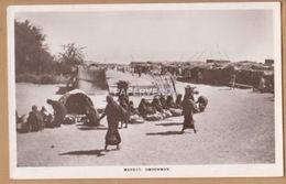 Sudan   OMDURMAN  Market   RP  Su561 - Sudan