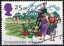 Great-Britain 1994 - All England Tennis Championships, Wimbledon ( Mi 1530 - YT 1775 ) - Tennis