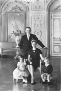 MONACO- LL. AA.SS. LE PRINCE RAINIER III , LA PRINCESSE GRACE , LE PRINCE ALBERT, LA PRINCESSE CAROLINE - Monaco